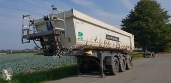 Naczepa Schmitz Cargobull SKI 24 m³ Hardox benne wywrotka do złomu używana