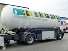 Félpótkocsi nc BURG-HOBUR*ADR*29m³*TÜV*GAS* használt tartálykocsi