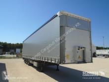 Semirremolque Schmitz Cargobull Curtainsider Mega lonas deslizantes (PLFD) usado