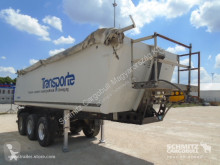 Schmitz Cargobull tipper semi-trailer Tipper Alu-square sided body 27m³