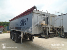 Semirremolque volquete Carnehl Tipper Alu-square sided body 24m³