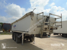 Semi reboque Schmitz Cargobull Tipper Alu-square sided body 24m³ basculante usado