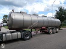 Sættevogn nc BSL STC1 32000 liters citerne brugt