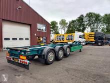 Návěs Renders RSCC 12 27 3 assen - Schijfremmen - 2x20ft 1x40ft - HC 9/2020APK nosič kontejnerů použitý