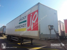 Semitrailer transportbil Samro Fourgon express Porte relevante