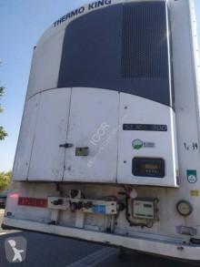 Naczepa chłodnia z regulowaną temperaturą Schmitz Cargobull SlX300