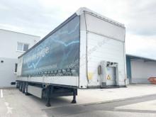 Semi reboque caixa aberta com lona Schmitz Cargobull Bordwand Tautliner - Code XL - Chassis Verzinkt