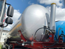 Feldbinder KIP 63.3/FOOD/Silo-Beschädigt ..::Summer Sale::. semi-trailer used powder tanker