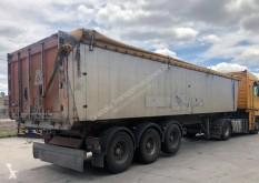 Semitrailer Lecitrailer flak begagnad