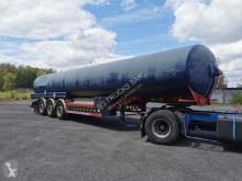 Semitrailer tank råolja begagnad Stokota CITERNE
