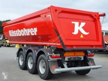 Semirremolque Semi Kässbohrer 24m3 Stahl Kipper / Leasing