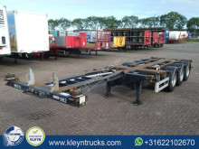 Semitrailer Pacton T3-010 multi all connection containertransport begagnad