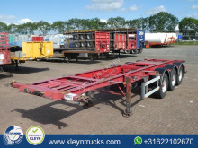 Yarı römork konteyner taşıyıcı Burg 20-30FT 3.580 KG