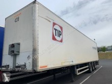 Semirremolque furgón caja polyfond Fruehauf FOURGON 3 ESSIEUX