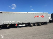 Fliegl BACHE PLSC 38000 semi-trailer used tautliner