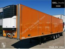 Semirremolque Schmitz Cargobull SKO 24/L 13.5 FP25 FW / Carrier / mit Faltwand frigorífico usado