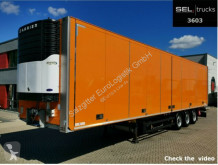 Semi remorque frigo Schmitz Cargobull SKO 24/L - 13.5 FP 25 FW /Auflieger mit Faltwand