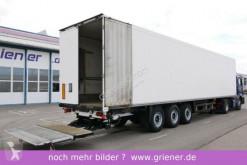 Semi remorque Schmitz Cargobull SKO 24/ LBW 2000 kg / 1 x ZURRLEISTE fourgon occasion