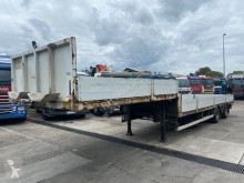 Heavy equipment transport semi-trailer 2 AS