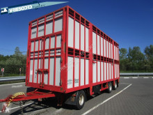 Flandria 9765 trailer used cattle