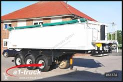 Sættevogn Langendorf SKA 24/30 Alukippmulde 24m³ Lift, BPW ske brugt