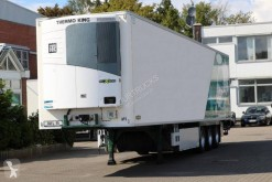 Chereau mono temperature refrigerated semi-trailer Chereau Tiefkühlauflieger Thermo King SLX 200