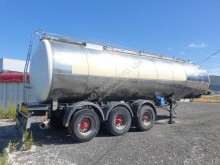 BSL semi-trailer used tanker