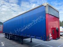 Sættevogn Schmitz Cargobull S01 glidende gardiner brugt
