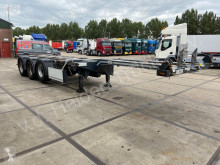 D-TEC container semi-trailer EuroFlex 20ft 40ft 45ft