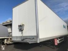 Used plywood box semi-trailer Samro