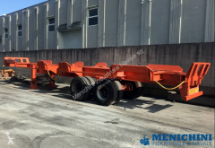 Semirimorchio portacontainers OMT CORNERLESS CONTAINER TRAILER 2SX 58-PC4
