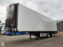 Pacton TBZ232 Lamberet 2-AS BPW city - 11.4m bak - Dhollandia 1500kg - 11/2020APK semi-trailer used mono temperature refrigerated