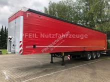 Semitrailer Schmitz Cargobull SCS 24/L-13.6 EB- Speedcurtain- Edscha- Lift-LBW flexibla skjutbara sidoväggar begagnad
