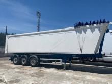 Semitrailer flak spannmål Granalu CEREALERA TOLDO AUTOMATICO CON MANDO