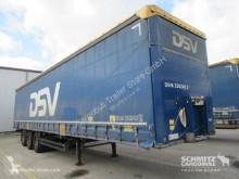 Semirremolque lonas deslizantes (PLFD) usado Schmitz Cargobull Curtainsider Standard