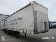 Semi remorque rideaux coulissants (plsc) occasion Schmitz Cargobull Curtainsider Standard Ladebordwand Getränke