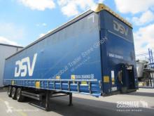 Félpótkocsi Schmitz Cargobull Curtainsider Standard használt függönyponyvaroló