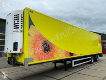 Trailer Tracon Uden TO.S 1518 | Thermo King SL-200e | APK | Flower transport tweedehands koelwagen mono temperatuur