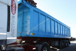 Trailer Piacenza S36D2P tweedehands kipper