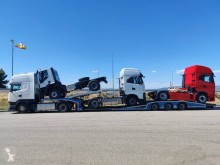 Used car carrier semi-trailer Özsan Trailer OZS-D1