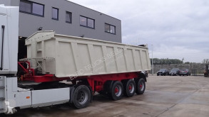 Semirremolque volquete Langendorf SKS 24/27 (BPW-AXLES / CHASSIS AND TIPPER FROM STEEL)