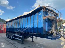Félpótkocsi LAG O-3-42 01 | 3x SAF Axle | 50 m³ használt billenőkocsi