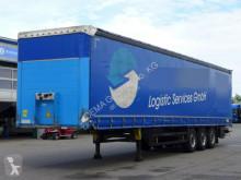 Sættevogn Schmitz Cargobull S3T * Liftachse * Edscha * TÜV * palletransport brugt