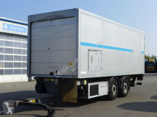 Rohr RZK/18 IV * Carrier Supra 850 * MBB 2.5T * semi-trailer used refrigerated