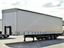 Semi remorque Kögel CURTAINSIDER /MEGA / LOW DECK/ LIFTED ROOF &AXLE savoyarde occasion
