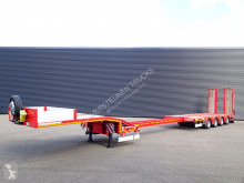 Полуприцеп Kässbohrer LB4E / HYDRAULIC RAMP / LIFT AXLE / EXTENDABLE трал б/у