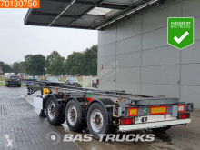Semirremolque portacontenedores Schmitz Cargobull SCF 24 Slider Ausziehbar 20-30-40-45 Ft. Multifunctional Liftachse