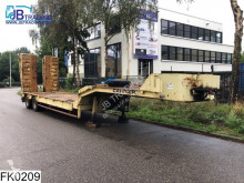 Trailer Robuste Kaiser Lowbed Steel suspension, Extendable , Lowbed tweedehands dieplader