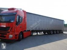 Schmitz Cargobull SKO SA 700 R semi-trailer used reel carrier tautliner