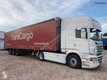 Schmitz Cargobull semi-trailer used tautliner